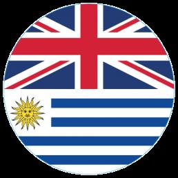 ícono UK- Uruguay